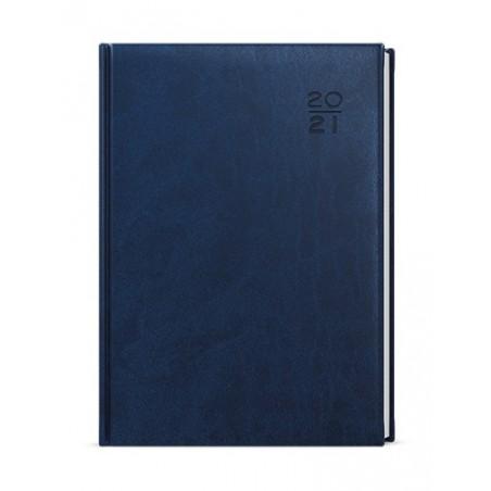Denní diář - Adam - vivella - B6 - modrá