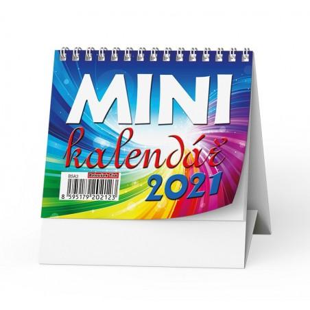 Stolní kalendář - Mini