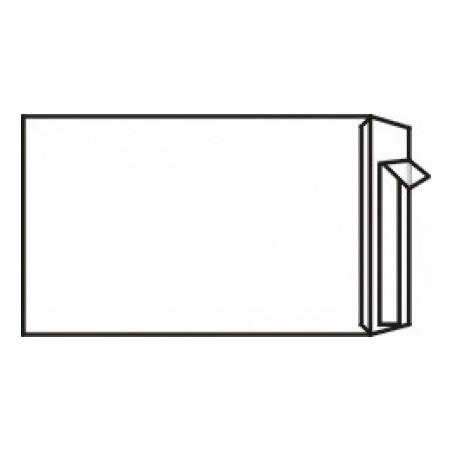 Obálka C4 bílá samolepící s krycí páskou 250 ks