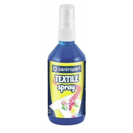 Centropen spray na textil 1139 modrý